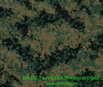 EH-272 Tiger Stripe Woodland Digital Hydrographics Camodip