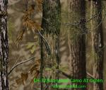 EH-328 Longleaf Camo AT Green Hydrographics Camodip