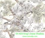 EH-423 Kings Snow Shadow Hydrographics Camodip